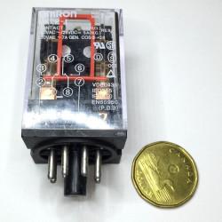 RELAY DPDT MK2P-I, 12VDC, 10A