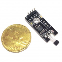 BREAKOUT FOR HALL EFFECT SENSOR