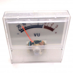 PANEL METER ST-645 dB VOLUME (VU METER)