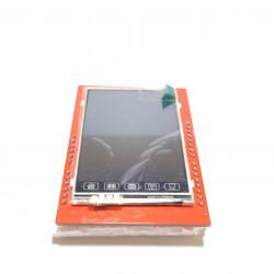 "ARDUINO 2.4"" TFT LCD TOUCH SHIELD W/MICRO SD SLOT"