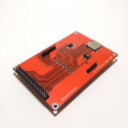 "ARDUINO MEGA 3.5"" TFT LCD TOUCH SHIELD"