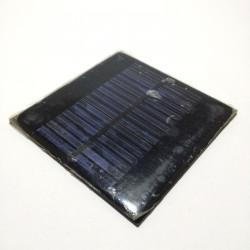 SOLAR PANEL 7.5V  70mA 0.52W 90X90MM