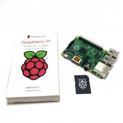 RASPBERRY PI MODEL B PLUS (B+) 512MB W/ 8GB NOOBS