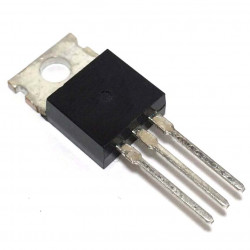 POWER MOSFET IRF840 N-CHANNEL 500V 8A 20MHZ