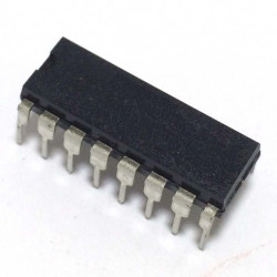 IC CMOS 4042 - QUAD TRANSPARENT LATCH D TYPE