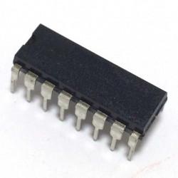 IC CMOS 4042 - QUAD...