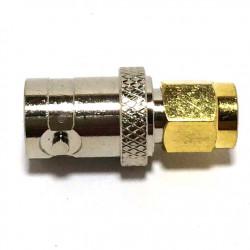 SMA PLUG TO BNC JACK SLF-5307