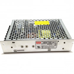 POWER SUPPLY, SWITCHING, 12V, 8.5A, LRS-100-12