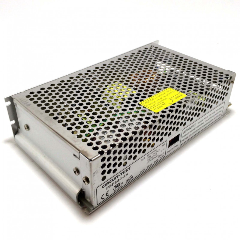 POWER SUPPLY, SWITCHING, 24V, 10A, PSF240-24