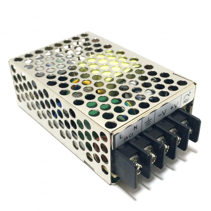 POWER SUPPLY, AC/DC, 5V 5A, CHASSIS, PSF25-5