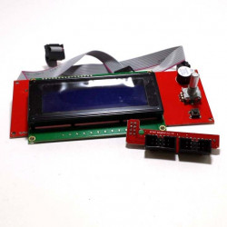 A4988 3D PRINTER LCD2004 SCREEN