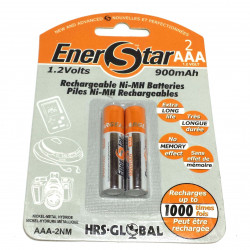 BATTERY, RECHARGEABLE, AAA,...