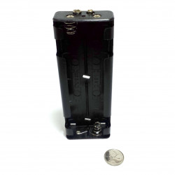 BATTERY HOLDER, Cx6, 2x3...