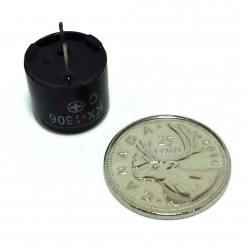PC MOUNT BUZZER 4-7V 61-223-0