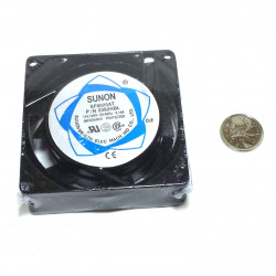 FAN 80x80x25mm115V AC AXIAL...