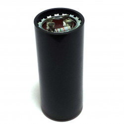 MOTOR START CAP 189-227UF 330VAC WITH RESISTOR