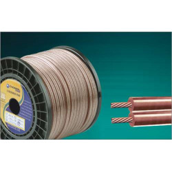 CHOSEAL SPEAKER CABLE 189/0.1MMX2 OFC QE-162
