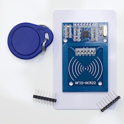 RFID MIFARE RC522 READER BREAKOUT W/ RECEIVER KEY