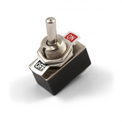 TOGGLE SWITCH 125VAC 4A ON-OFF KNH-1