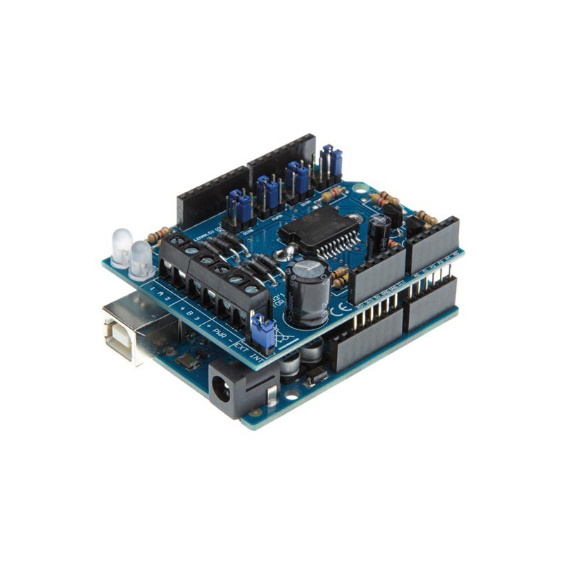 Arduino Motor Shield L298p Lee 39 S Electronic