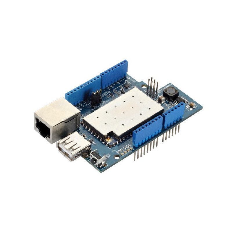 Yun Shield - WIFI FOR ARDUINO