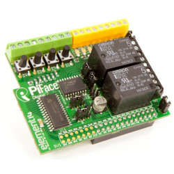 PI FACE DIGITAL 2 BOARD FOR RASPBERRY PI PLUS