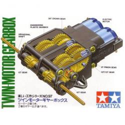GEARBOX TWIN MOTOR - TAMIYA - NO97