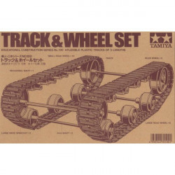 TAMIYA 70100 TRACK & WHEEL SET