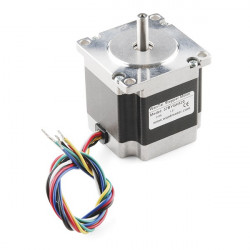 STEPPER MOTOR , 57BYGH416, 1.8 DEGREE, NEMA-23