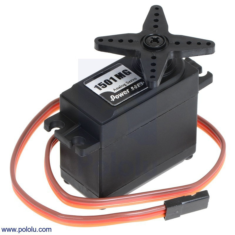 HIGH-TORQUE SERVO MOTOR 1501MG