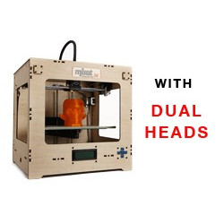 3D PRINTER, CUBE KIT DUAL HEAD MBOT3D