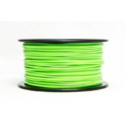 3D PRINTER FILAMENT PLA 1.75MM 1KG GREEN