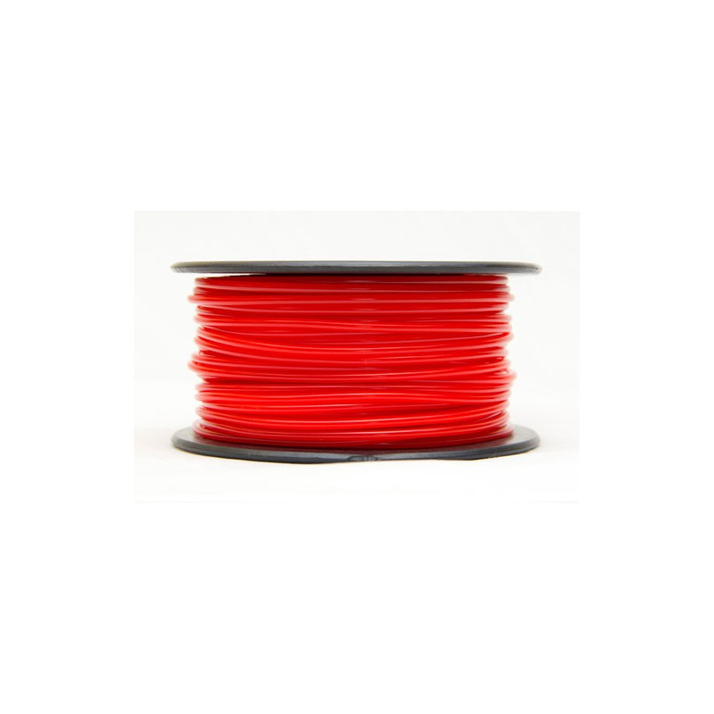 3D PRINTER FILAMENT ABS 1.75MM 1KG RED