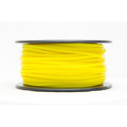 3D PRINTER FILAMENT ABS 1.75MM 1KG YELLOW