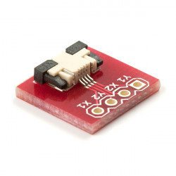 NDS LCD TOUCH SCREEN CONNECTOR BREAKOUT