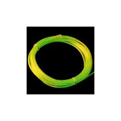 EL WIRE, PRE-ASSEM, FLUORESCENT GREEN 3M (CHASING)