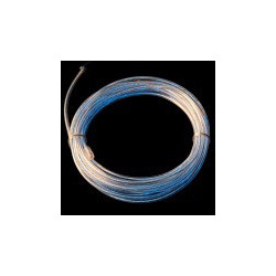 EL WIRE, PRE-ASSEMBLED, BLUE-GREEN, 3M ( CHASING)