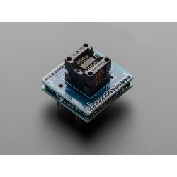 SMT TEST SOCKET SOIC-16 NARROW BREAKOUT