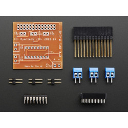 RASPBERRY PI MOTOR CONTROLLER BOARD KIT