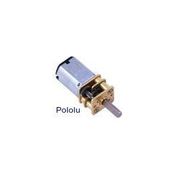 MICRO METAL GEARMOTOR HP 100:1 6V 320RPM 30OZ-IN