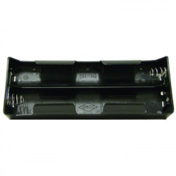 BATTERY HOLDER, Dx6, 2x3 SIDE BY SIDE