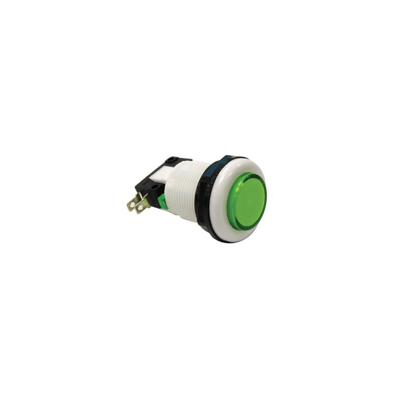 PUSH BUTTON SWITCH PS-300C1 GREEN