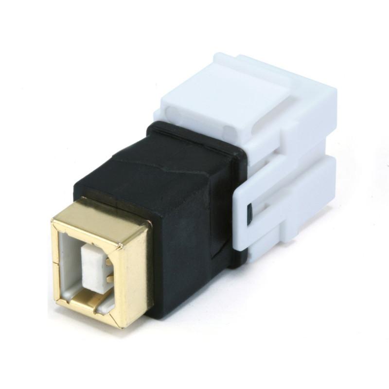 KEYSTONE USB FEMALE(B) TO FEMALE(B)