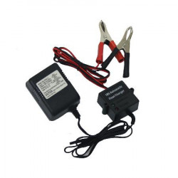 AUTOMATIC BATTERY CHARGER, 12V 1A