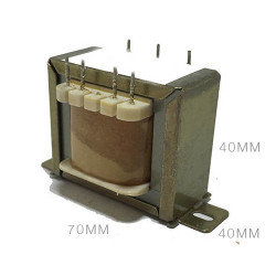 TRANSFORMER 12VA 0-110V/0-240V ISOLATION