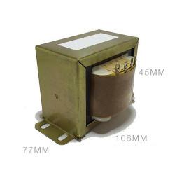 TRANSFORMER 100VA 0-110-220V/0-220-240V