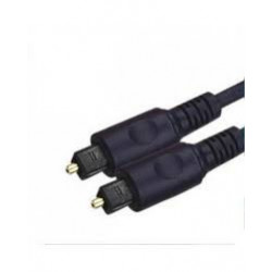 AUDIO CABLE, OPTICAL(TOSLINK), 7.5M, QB-130