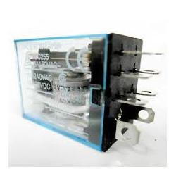 RELAY DPDT 110VAC W/LED LY-2NJ