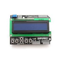 ARDUINO LCD KEYPAD SHIELD (BLUE)