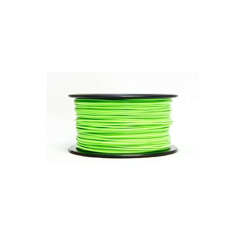 3D PRINTER FILAMENT ABS 1.75MM GLOW IN DARK 0.5KG